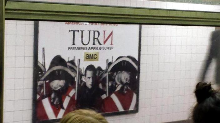NYC ad - subway 1