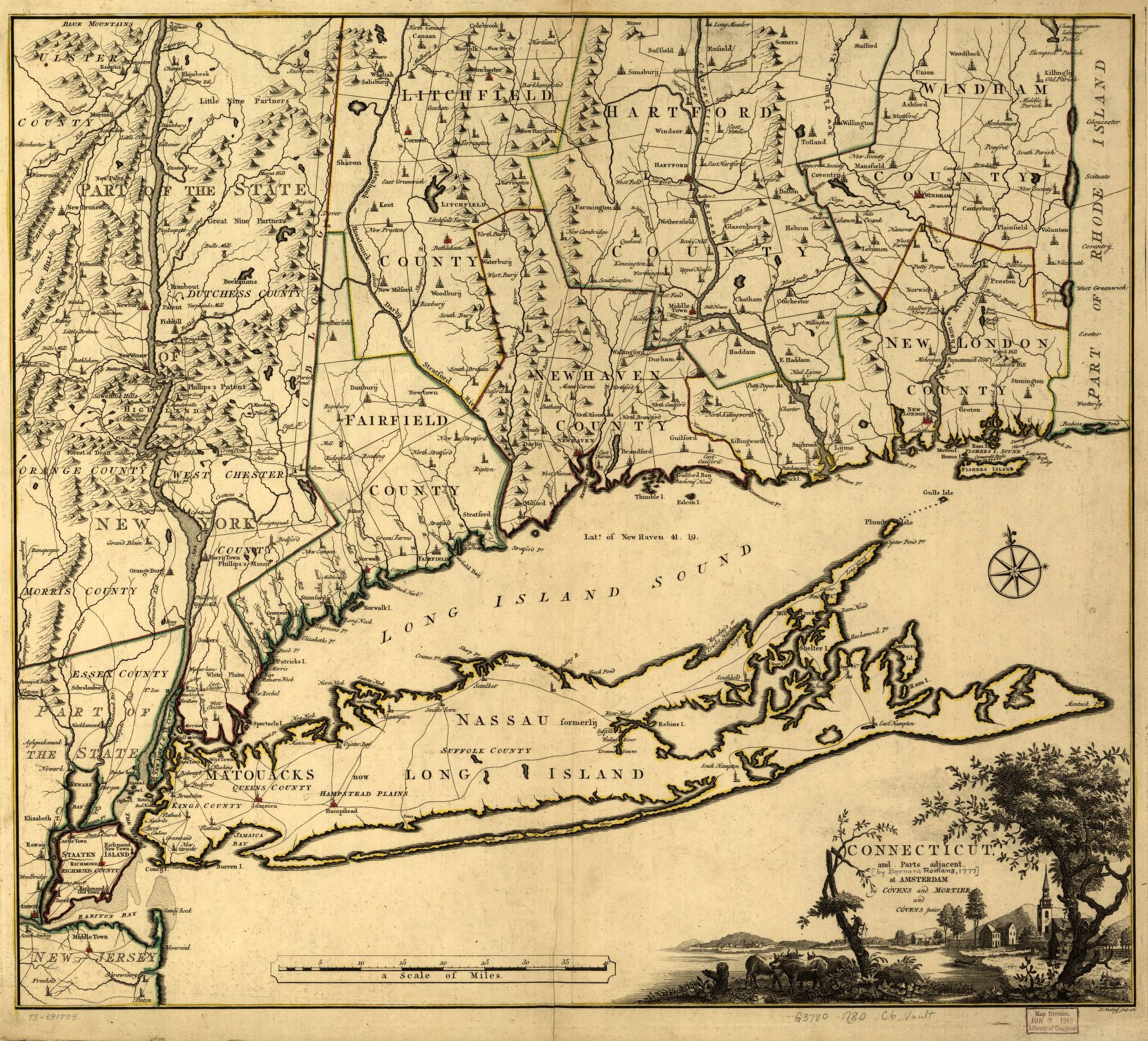 Map Of New York During American Revolution.The 1777 Garrison Of Setauket Turn To A Historian